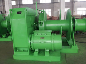 30 ton electric marine winch for sale