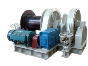 Sinma electric anchor mooring winch