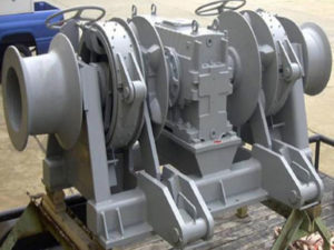 Offshore anchor winch for sale